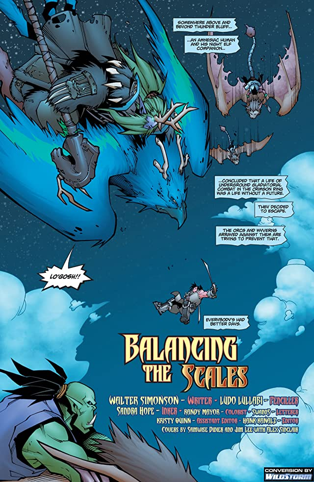 click for super-sized previews of World of Warcraft #4