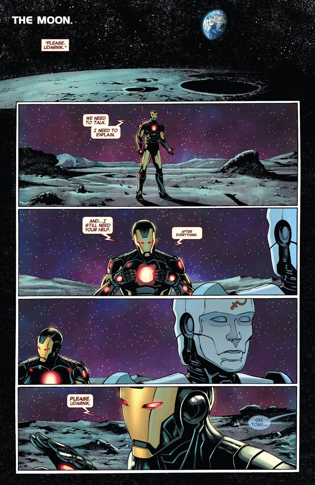Iron Man (2012-2014) Annual #1