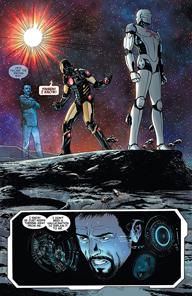 click for super-sized previews of Iron Man (2012-2014) Annual #1