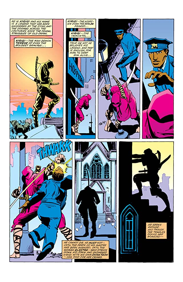 click for super-sized previews of Daredevil (1964-1998) #176