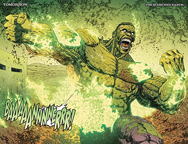 click for super-sized previews of Marvel Knights: Hulk (2013-) #3