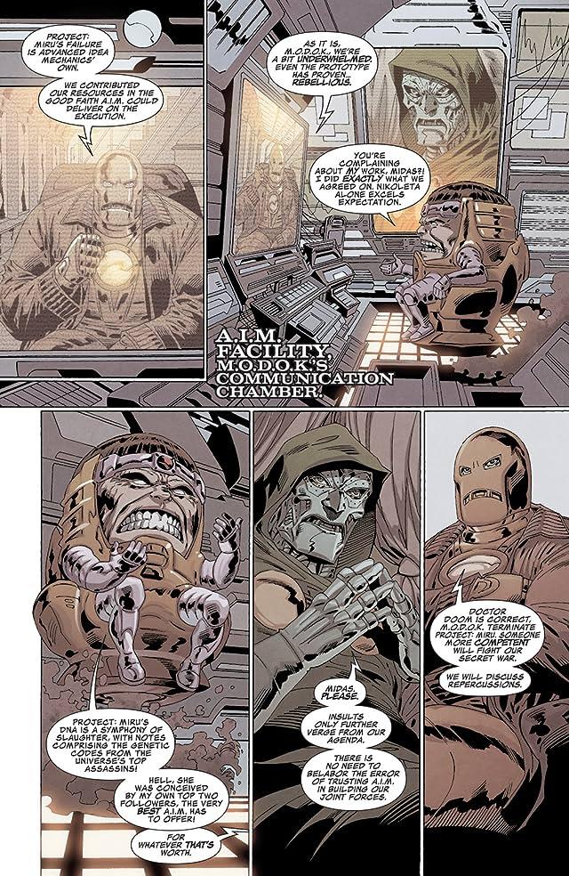 Marvel Knights: Hulk (2013-) #3 (of 4)