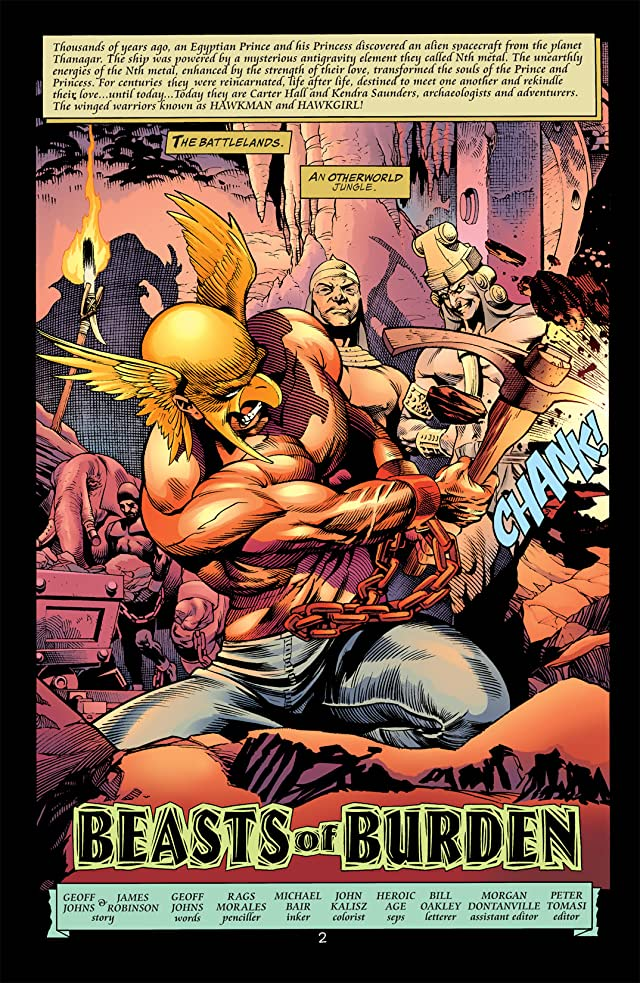 click for super-sized previews of Hawkman (2002-2006) #4