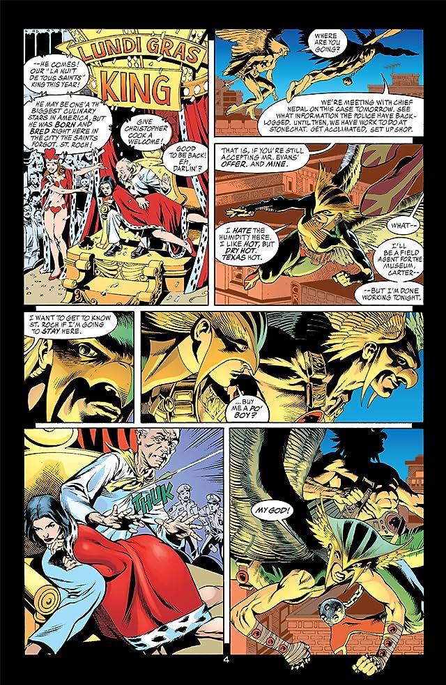 Hawkman (2002-2006) #5