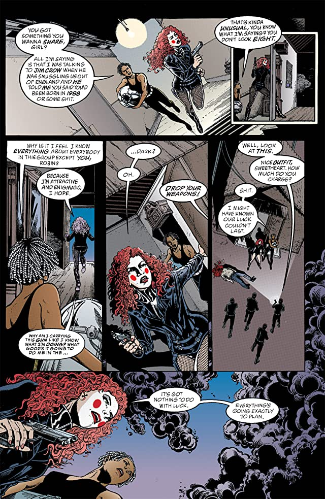click for super-sized previews of The Invisibles Vol. 2 #4