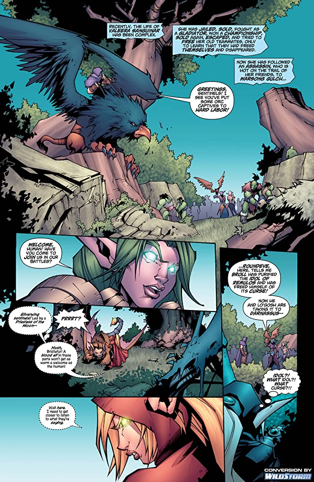 click for super-sized previews of World of Warcraft #6