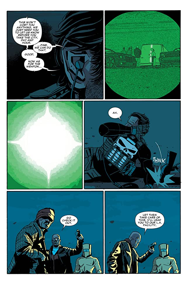 click for super-sized previews of The Punisher (2014-) #2