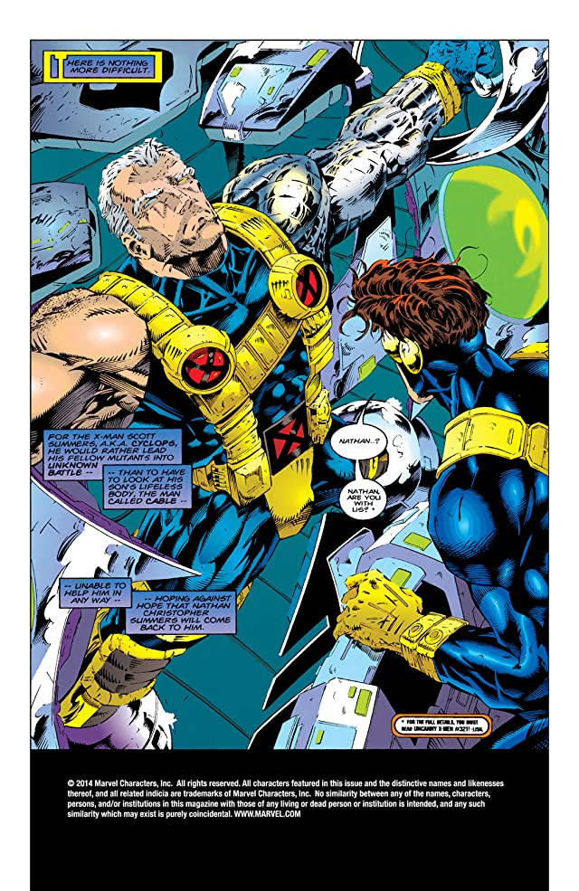 click for super-sized previews of Cable (1993-2002) #20