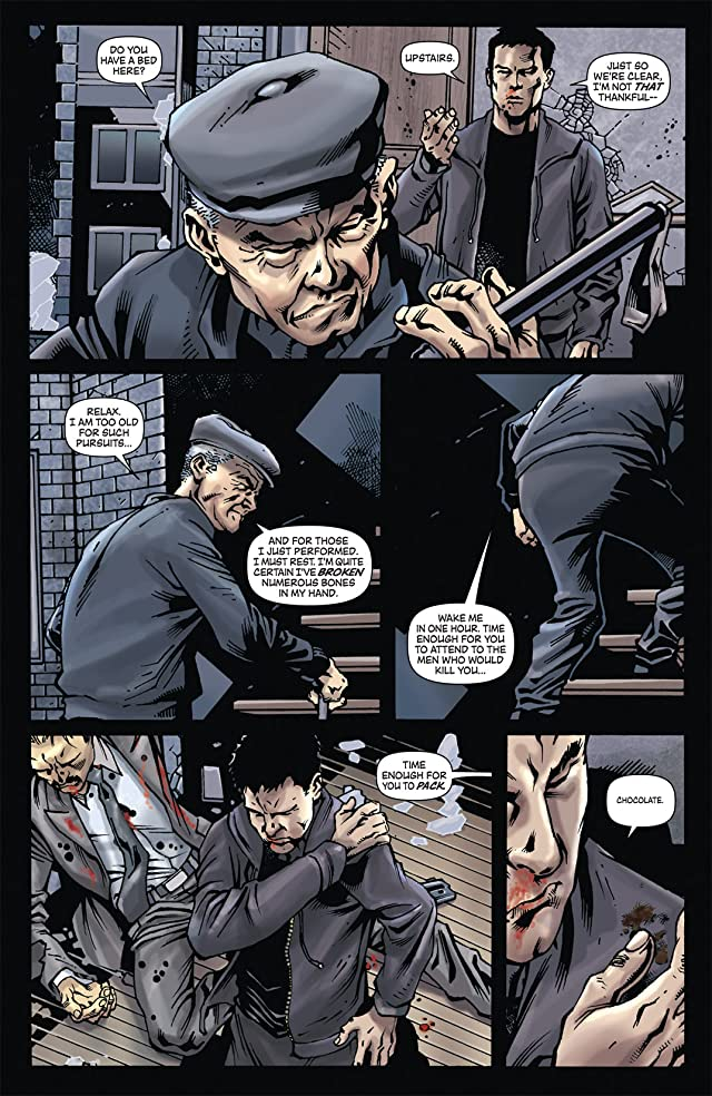 click for super-sized previews of The Green Hornet Strikes! #5