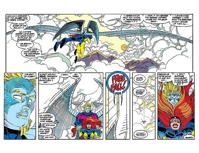 click for super-sized previews of Uncanny X-Men (1963-2011) #306