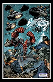 Annihilation: Silver Surfer #2