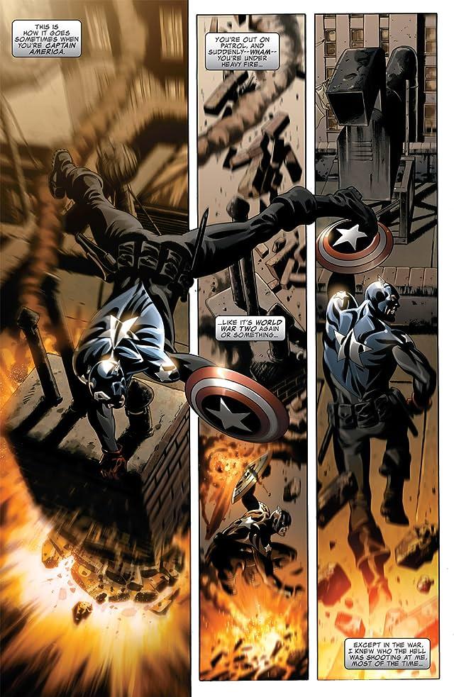 Captain America (2004-2011) #50