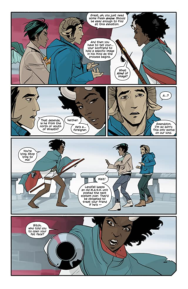 click for super-sized previews of Saga #18