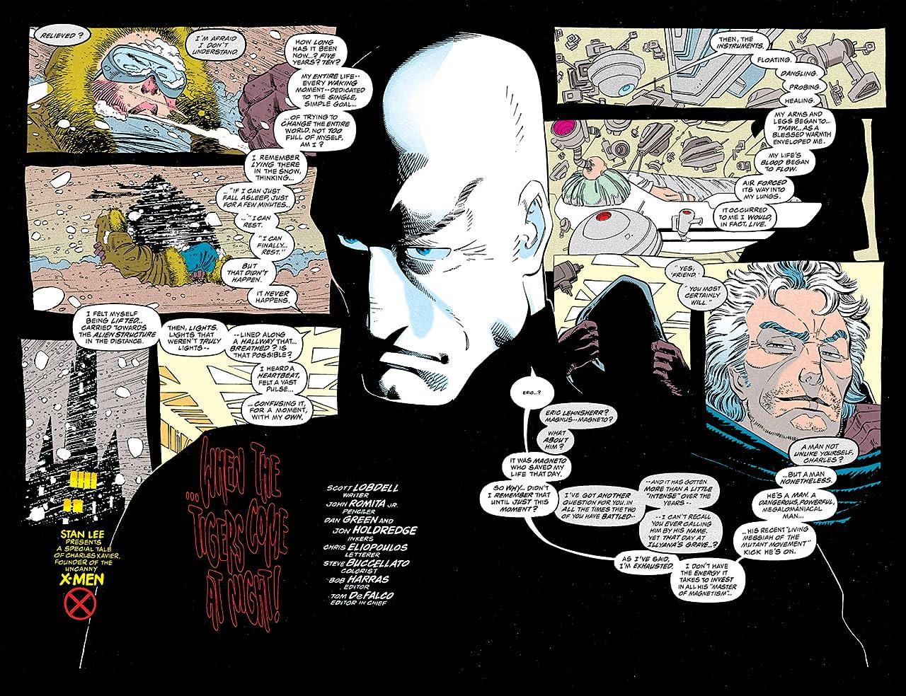 Uncanny X-Men (1963-2011) #309