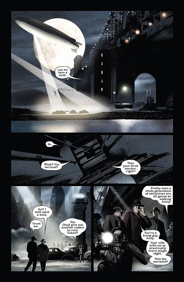 click for super-sized previews of X-Men Noir #1