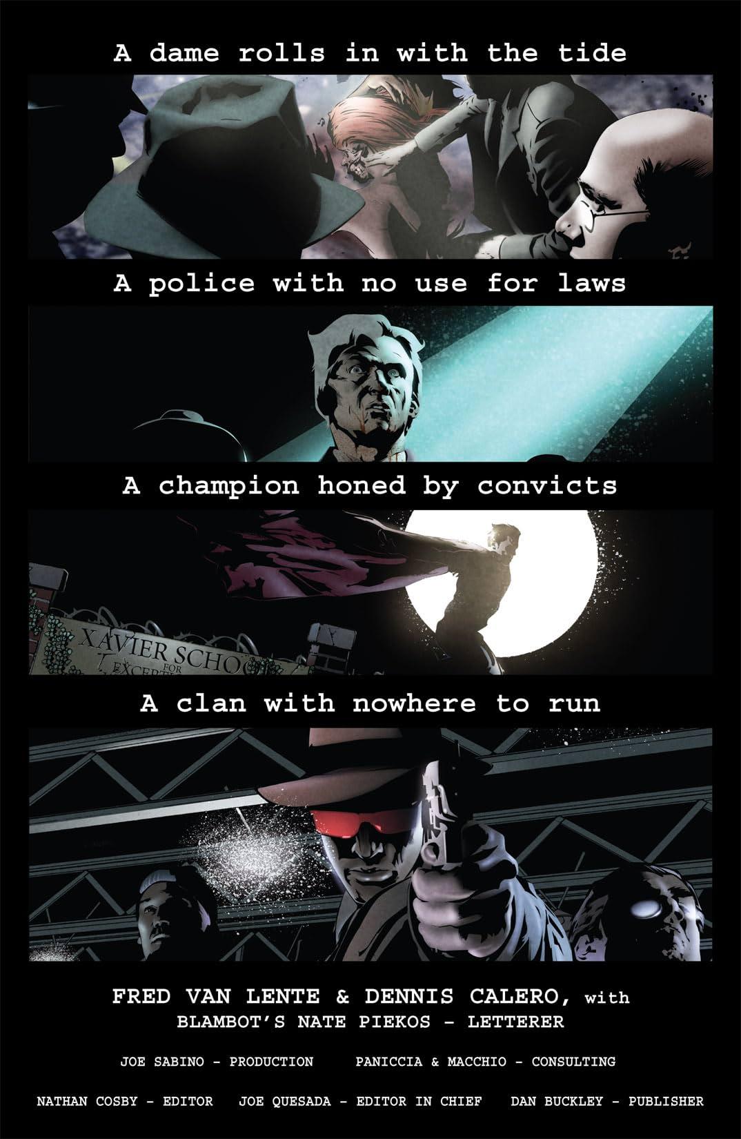 X-Men Noir #2 (of 4)