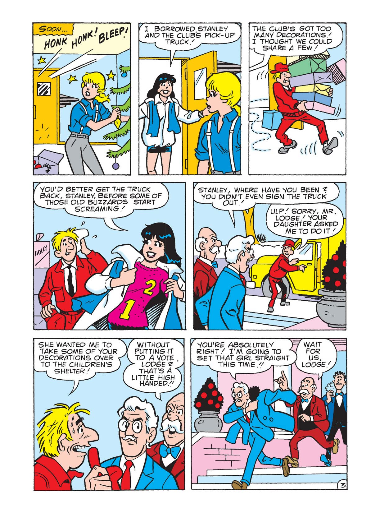 Betty & Veronica Double Digest #218