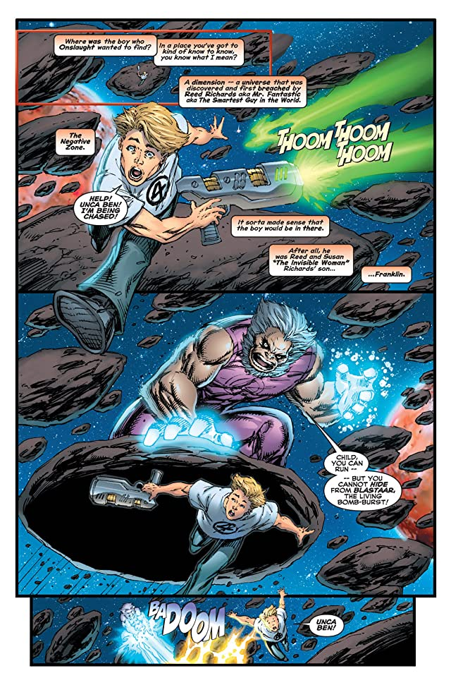 click for super-sized previews of Onslaught Reborn #1