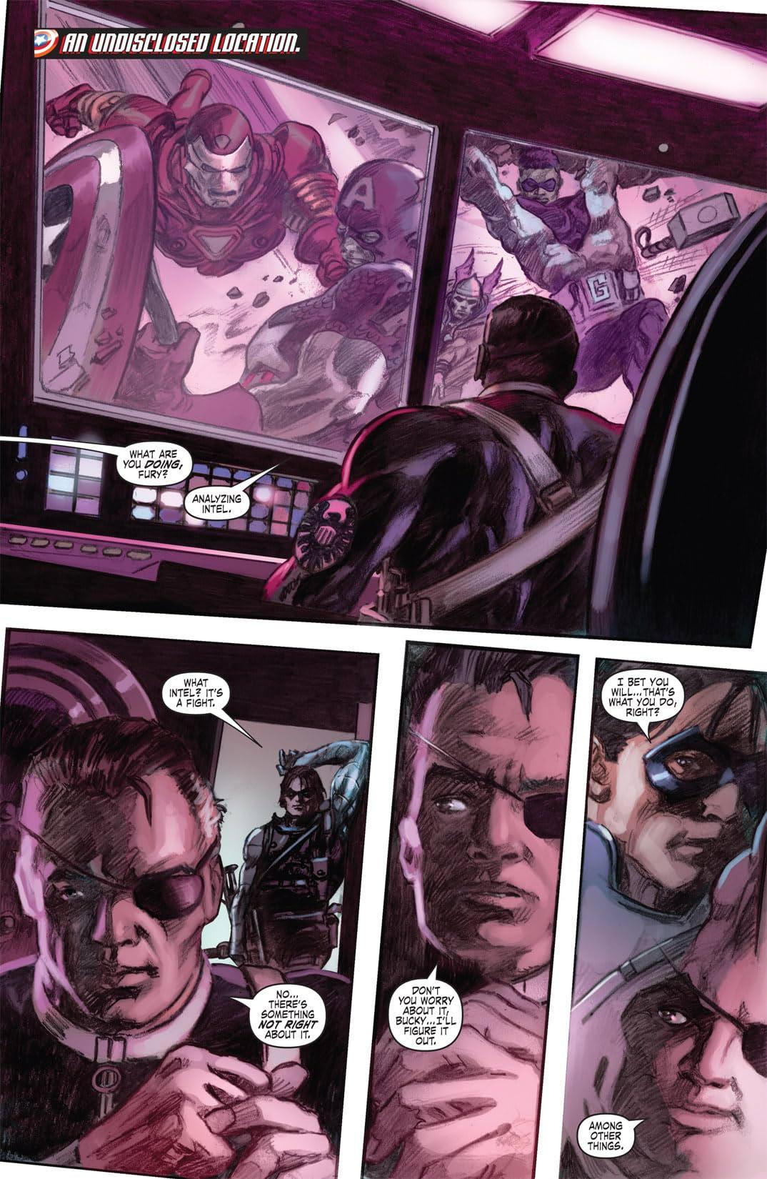 Captain America (2004-2011) #601