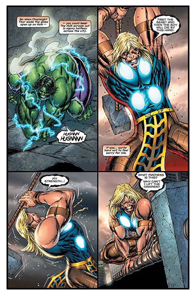 click for super-sized previews of Onslaught Reborn #3