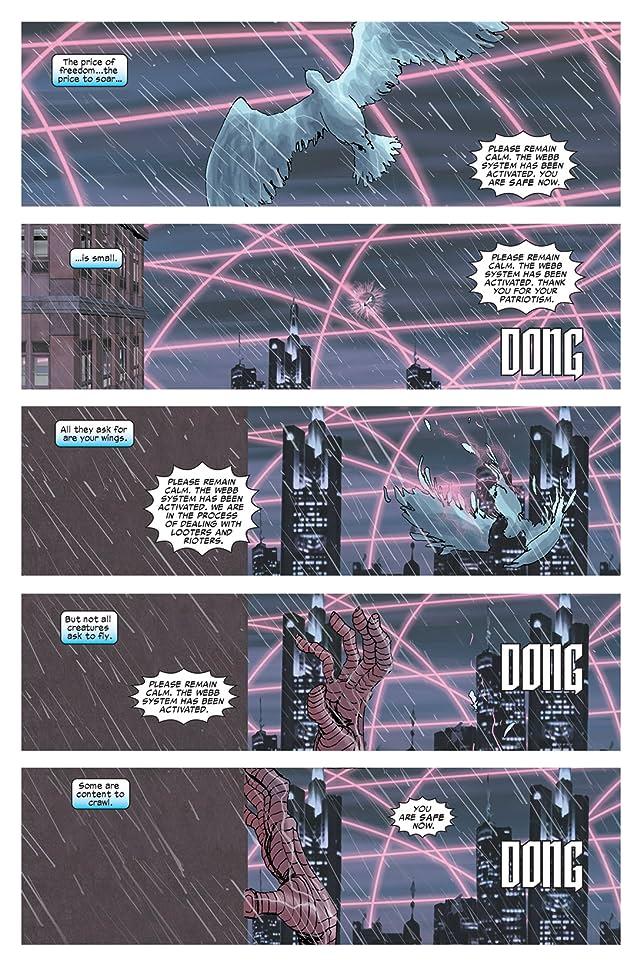 Spider-Man: Reign #4 (of 4)