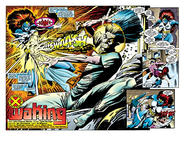 click for super-sized previews of X-Factor (1986-1998) #109