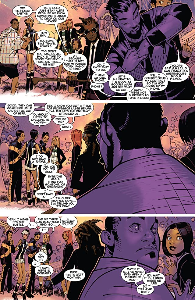 click for super-sized previews of Uncanny X-Men (2013-) #17