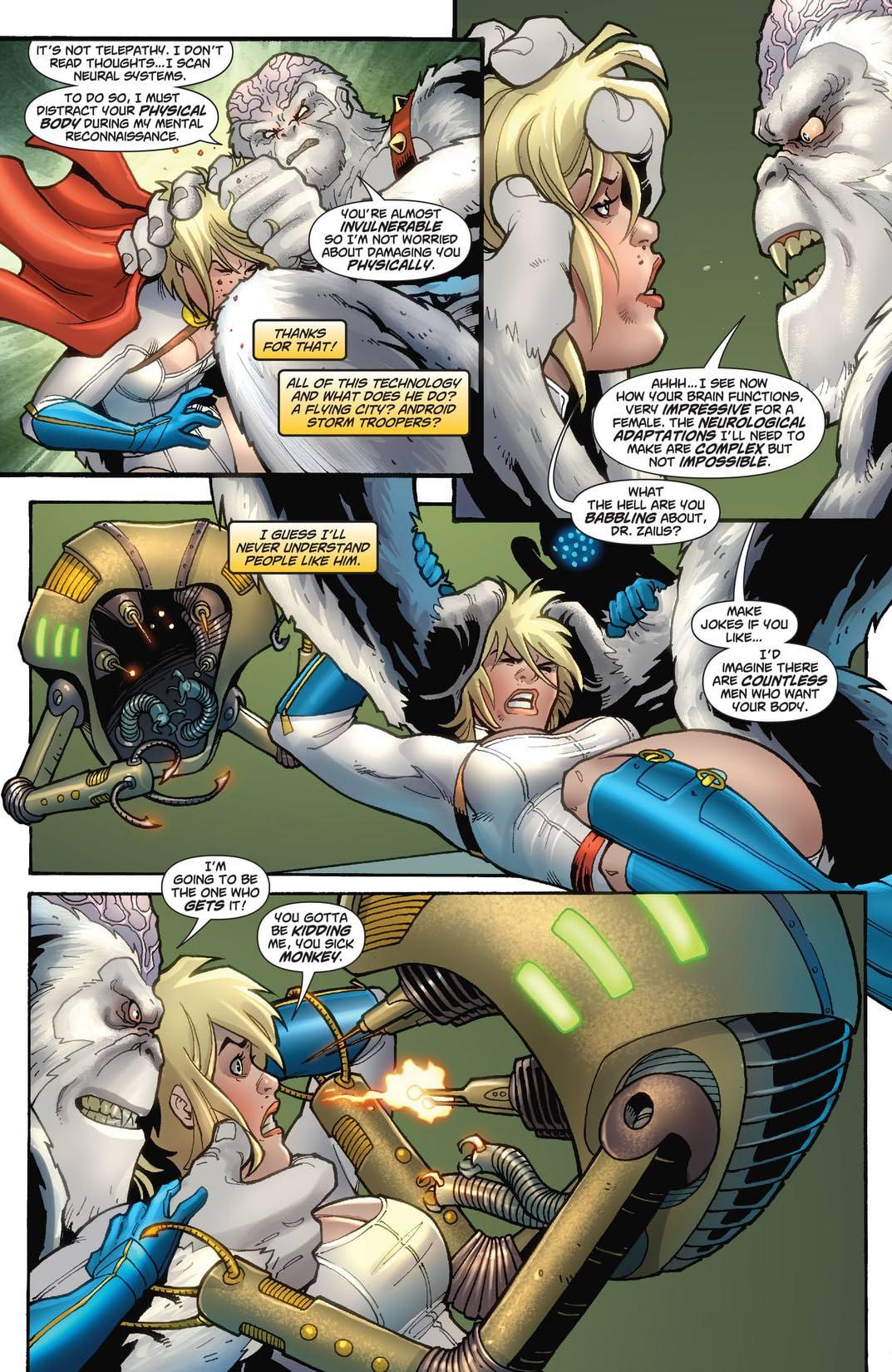 Power Girl (2009-2011) #2