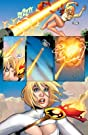click for super-sized previews of Power Girl #5