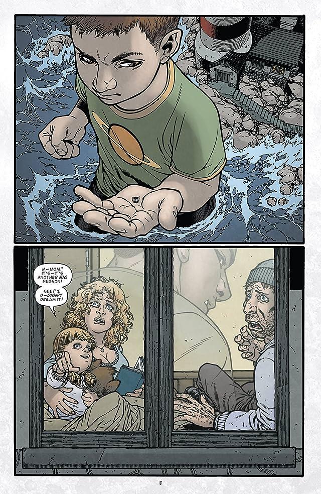 click for super-sized previews of Locke & Key Vol. 6: Alpha & Omega