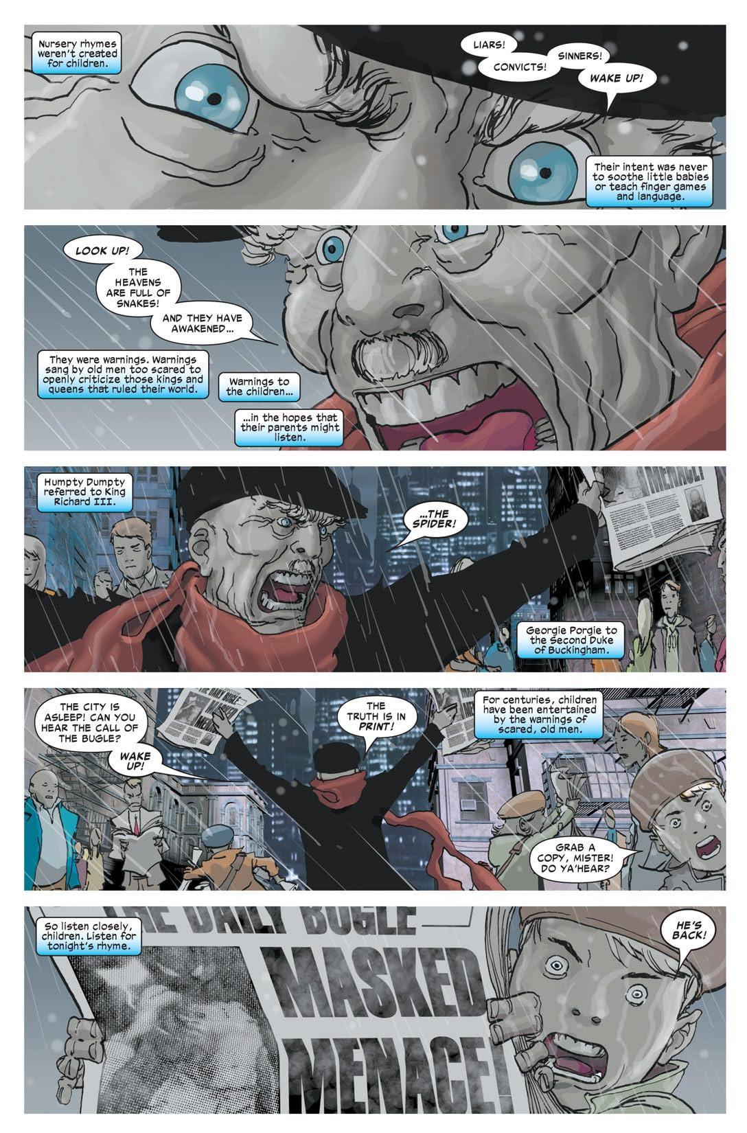 Spider-Man: Reign #2 (of 4)