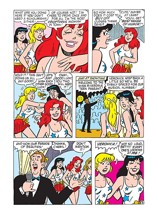 click for super-sized previews of Betty & Veronica Double Digest #221