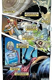 Power Girl (2009-2011) #11