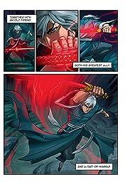 Crimson Legends #1