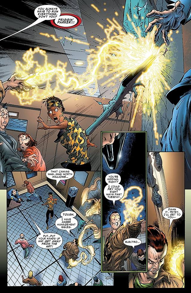 click for super-sized previews of Sensational Spider-Man (2006-2007) #30