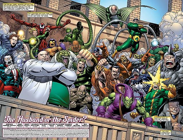 click for super-sized previews of Sensational Spider-Man (2006-2007) #32