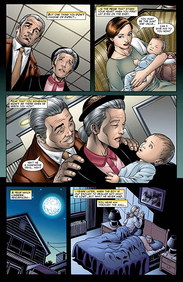click for super-sized previews of Sensational Spider-Man (2006-2007) #33