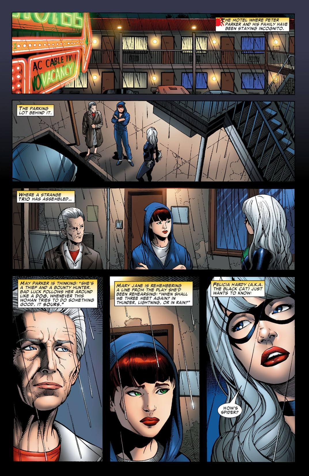 Sensational Spider-Man (2006-2007) #34