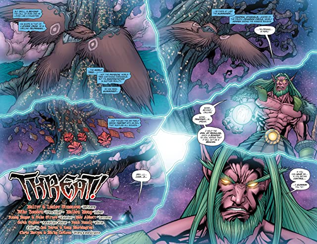 click for super-sized previews of World of Warcraft #16