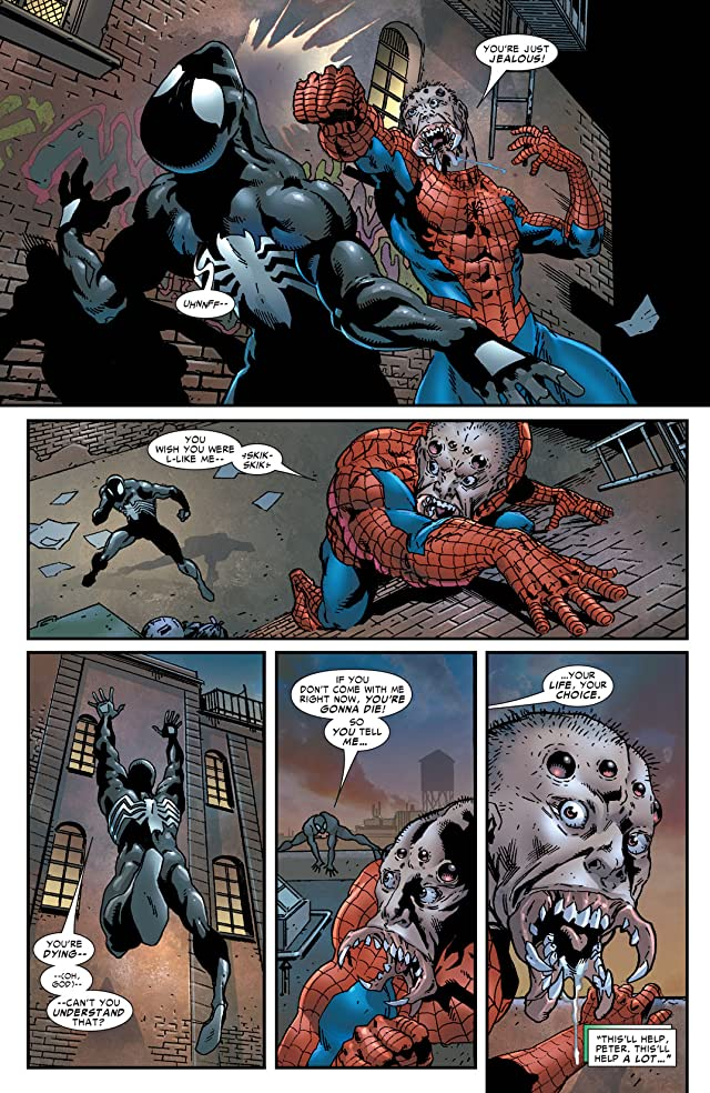 Sensational Spider-Man (2006-2007) #36