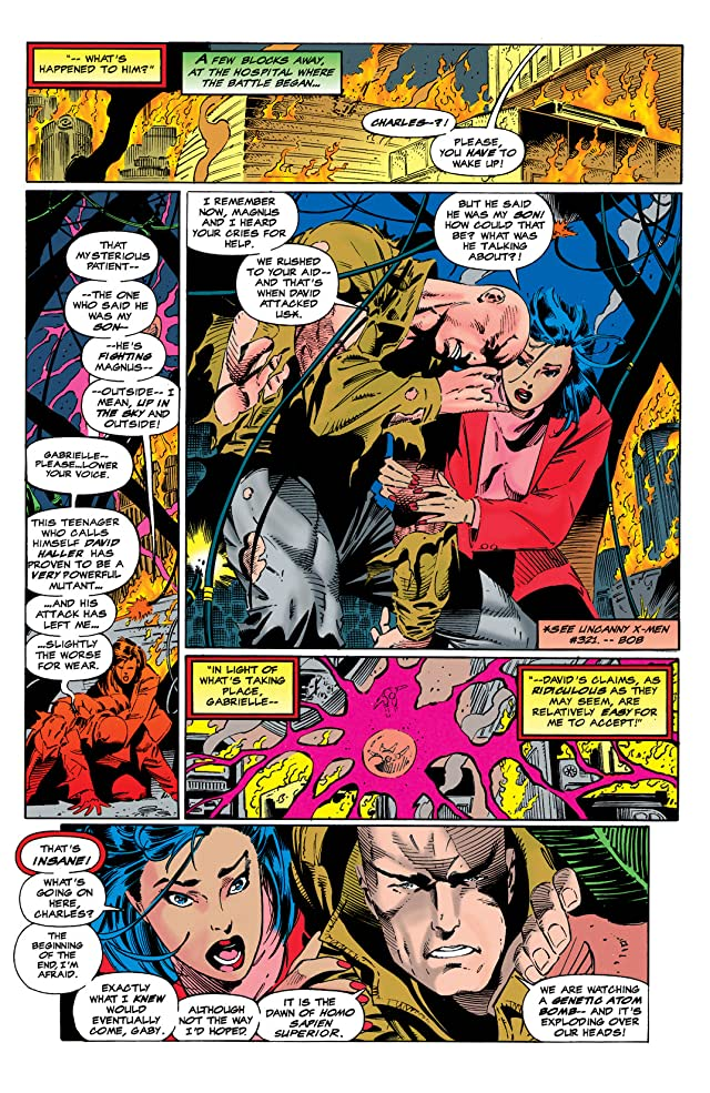click for super-sized previews of X-Men (1991-2001) #41