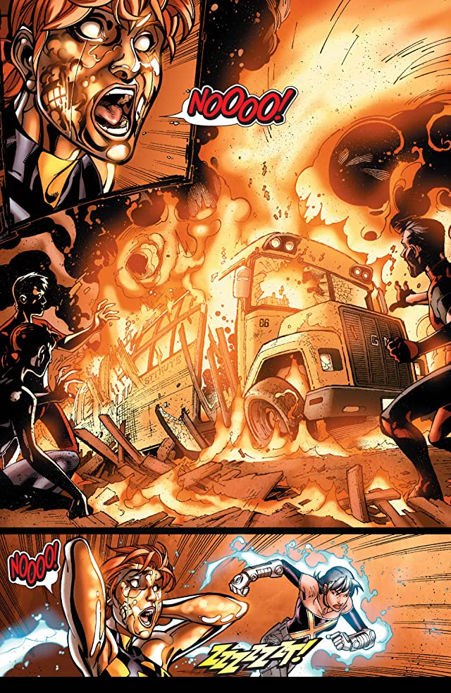click for super-sized previews of New X-Men (2004-2008) #24
