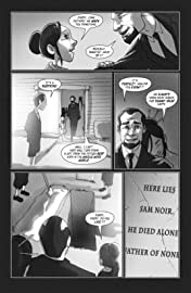 Sam Noir: Ronin Holiday #3 (of 3)