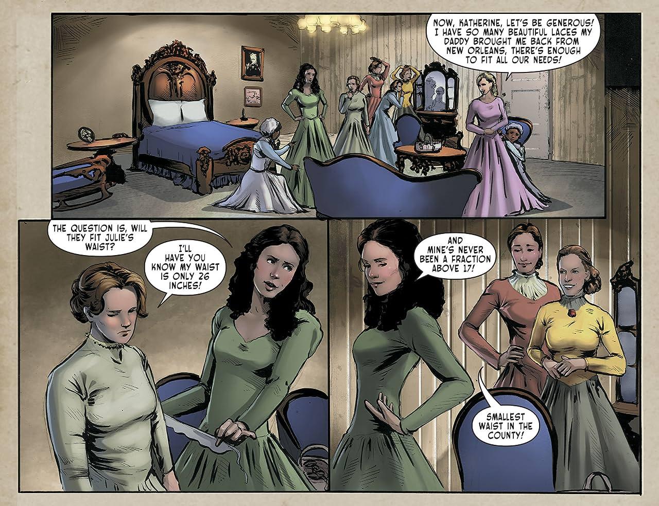 The Vampire Diaries #12
