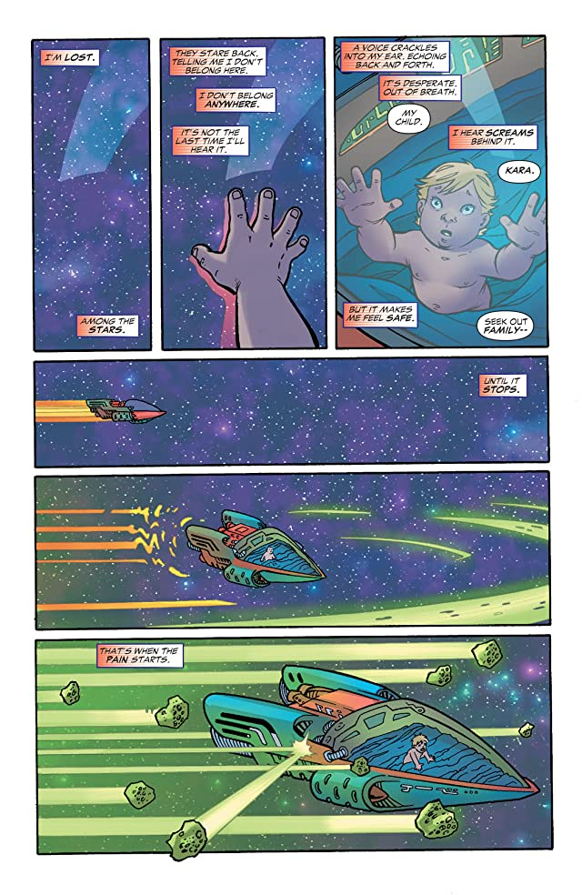 click for super-sized previews of Power Girl: Power Trip