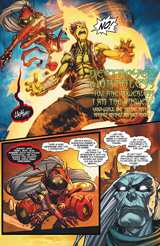 click for super-sized previews of World of Warcraft #21