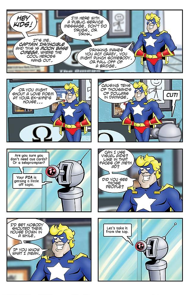 Captain Invincible #1