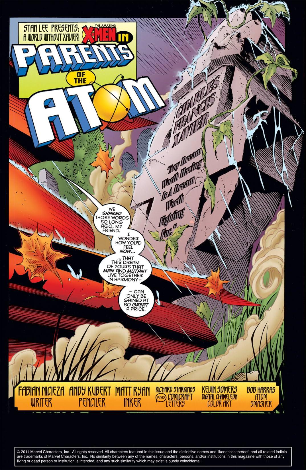 Amazing X-Men (1995) #3