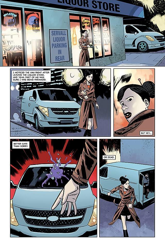 Strange Nation #5