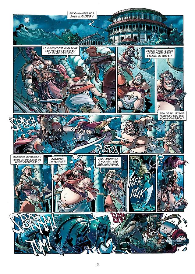 Questor Vol. 3: Le prince aux crabes d'or